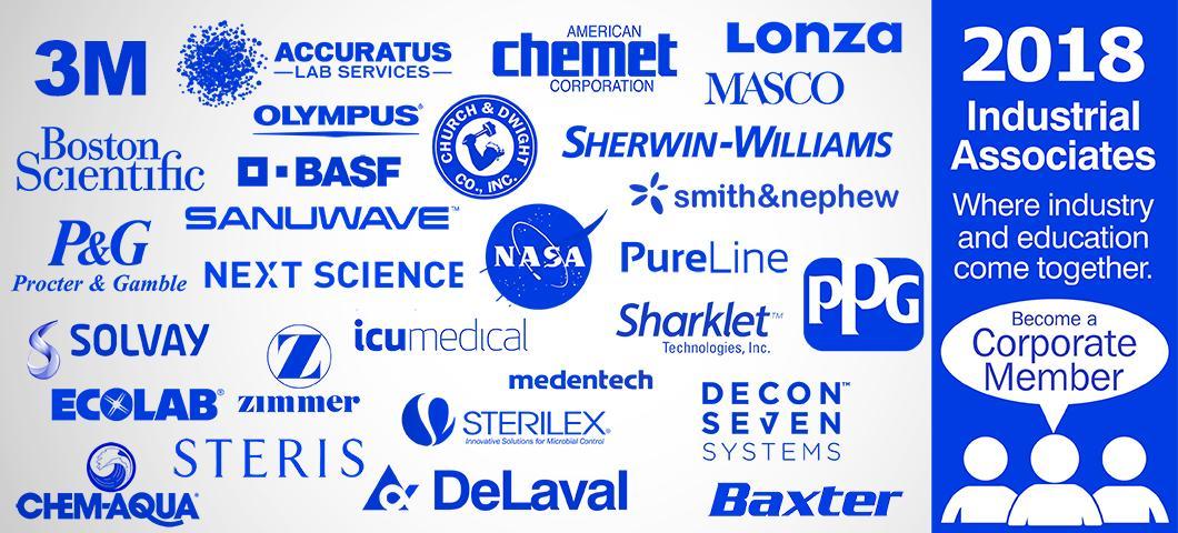 Logos of CBE Industrial Members