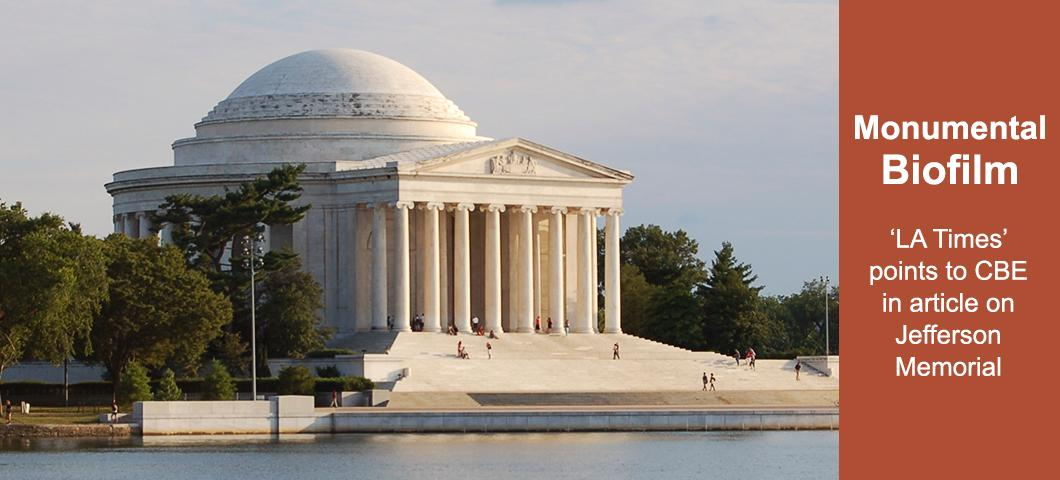 Image slider of Jefferson Memorial
