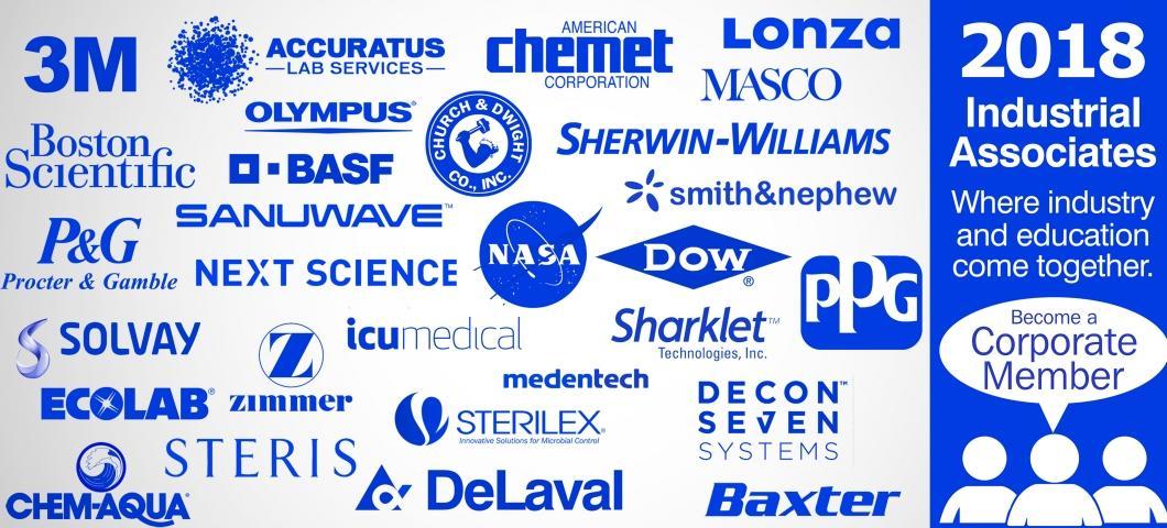 2018 Industry Associates