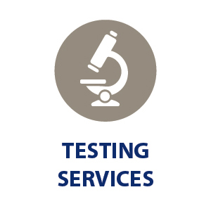 Testing services icon