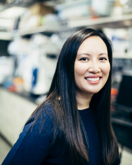Photo of Connie Chang